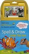 image of Little Bee Learners: Spell_Draw - Under The Sea