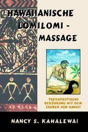 Hawaiianische Lomilomi Massage