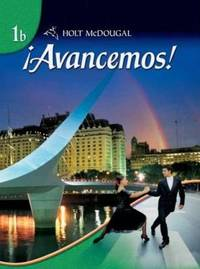 image of Avancemos, Level 1B, Student Edition