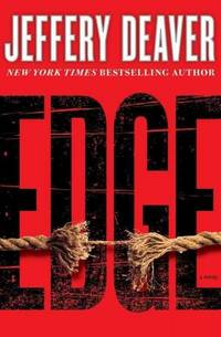 EDGE: A Novel by  Jeffery Deaver - First Edition - 2010-11-02 - from TangledWebMysteries (SKU: 098035)