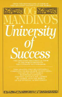 Og Mandino's University of Success: The Greatest Self-Help Author in the World Presents the...