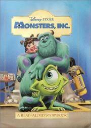 Monsters, Inc Read Aloud Storybook