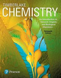 image of Chemistry: An Introduction to General, Organic, and Biological Chemistry