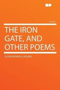 image of The Iron Gate, and Other Poems