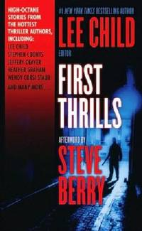 image of First Thrills: Short Stories