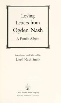 Loving Letters from Ogden Nash.