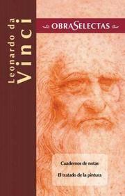 image of Leonardo da Vinci (Obras selectas series)