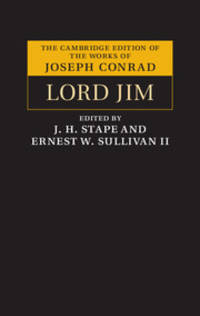 image of Lord Jim (The Cambridge Edition of the Works of Joseph Conrad)