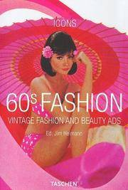 ICONS - 60s FASHION: VINTAGE FASHION AND BEAUTY ADS.