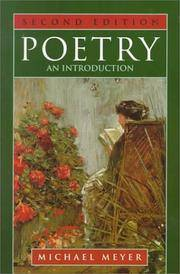 image of Poetry: An Introduction, 2nd