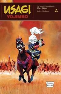 Usagi Yojimbo, Book 1: The Ronin (Signed) by  Stan Sakai - Paperback - 8th Printing - 1987-04-01 - from SequiturBooks (SKU: 1905300021)
