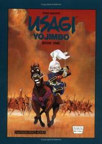 Usagi Yojimbo Book 1