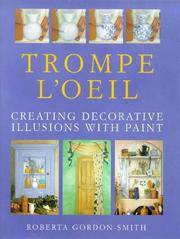 Tompe L'oeil: Creatomg Decorative Illusions with Paint