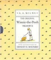 The Original Winnie the Pooh Treasury II (8 Volume Set)