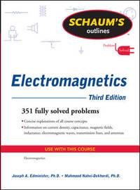 Schaum's Outline of Electromagnetics