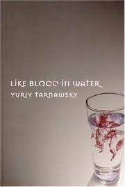 Like Blood in Water: Five Mininovels