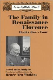 FAMILY IN RENAISSANCE FLORENCE-BKS.1-4