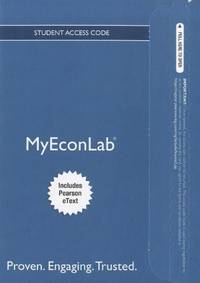 NEW MyEconLab with Pearson eText -- Access Card -- for Economics Today: The Macro View (MyEconLab...