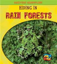 Hiding in Rain Forests (Creature Camouflage)