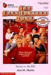 image of Stacey vs. the BSC (Baby-Sitters Club, 83)