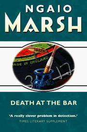 image of Death at the Bar
