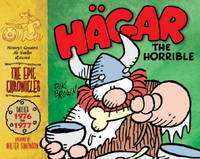 image of Hagar the Horrible: The Epic Chronicles: The Dailies 1976-1977