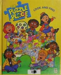 The puzzle place (Look & find books)