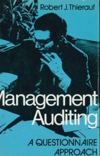 MANAGEMENT AUDITING: A QUESTIONAIRE APPROACH