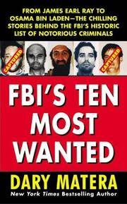 image of FBI's Ten Most Wanted