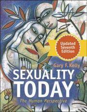 image of Sexuality Today: The Human Perspective
