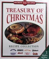 Treasury of Christmas: Recipe Collection (Famous Brand Name Recipes)
