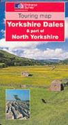 image of Yorkshire Dales (Touring Maps)