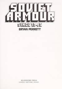 Soviet Armour Since 1945