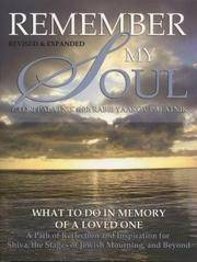 Remember My Soul: What to Do in Memory of a Loved One- A Path of Reflection and Inspiration for...