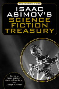 Isaac Asimov's Science Fiction Treasury by Asimov, Isaac