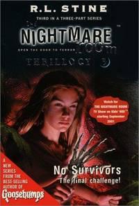 image of The Nightmare Room Thrillogy #3: No Survivors