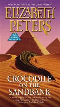 image of Crocodile on the Sandbank (Amelia Peabody, Book 1)