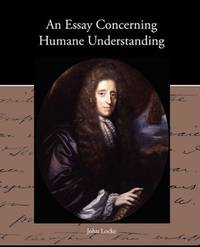 image of An Essay Concerning Humane Understanding