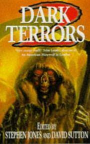 Dark Terrors 2: The Gollancz Book of Horror (v. 2)