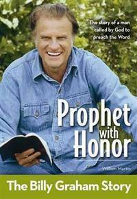 image of Prophet With Honor: the Billy Graham Story: Kids Edition