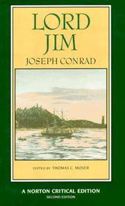 image of Lord Jim (Second Edition) (Norton Critical Editions)