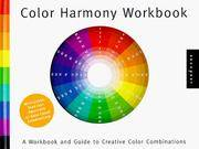 Color Harmony Workbook: A Workbook and Guide to Creative Color Combinations