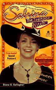 HALLOWEEN HAVOC SABRINA THE TEENAGE WITCH 4