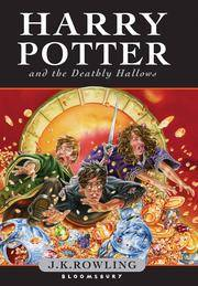 Harry Potter and the Deathly Hallows (Book 7) (Library Edition) by J. K. Rowling - Hardcover - 2007-06-01 - from Books Express and Biblio.com