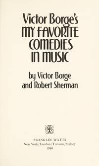 Victor Norge's My Favorite Comedies in Music