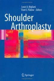 Shoulder Arthroplasty (Hb)