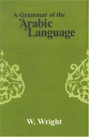 image of A Grammar Of The Arabic Language: Translated From The German Of Caspari And Edited With Numerous Additions And Corrections