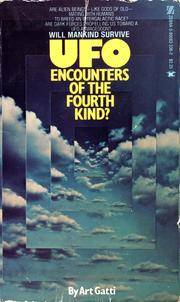 Ufo Encounters of the Fourth Kind?