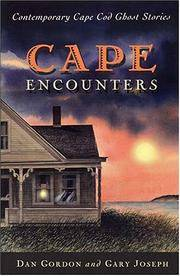 Cape Encounters  Contemporary Cape Cod Ghost Stories