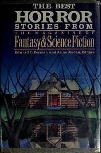 The Best Horror Stories from the Magazine of Fantasy and Science Fiction